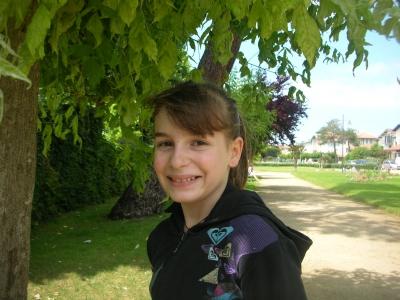 Clara 12 years old