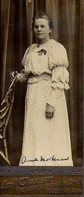 farmor Anna Mortensen