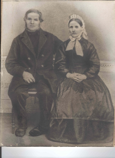 Søren Sørensen Koed og Marie Kirstine Madsdatter