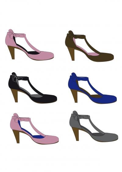 hvad med et par af Lajlas sko?