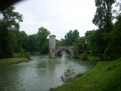 der hører en legende med til broen